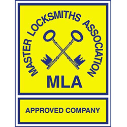Master Locksmiths Association Approved Company