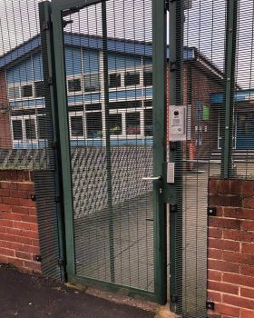 School Gates Access Control